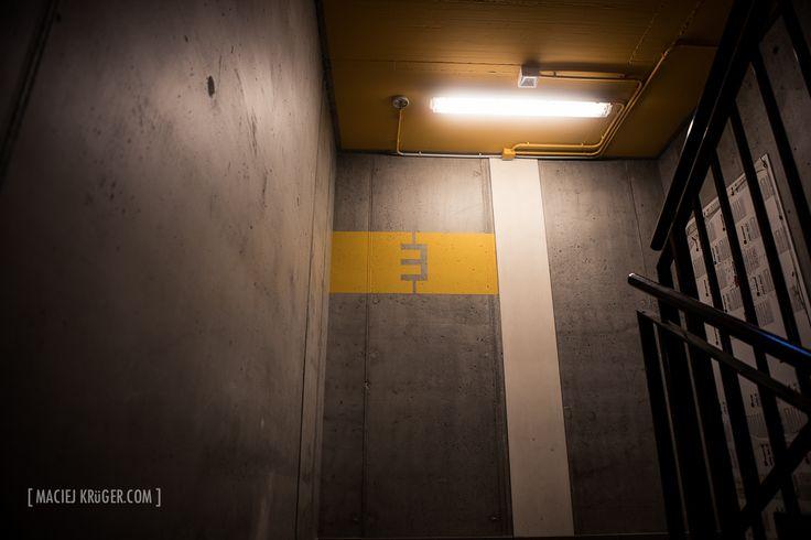 Surowe wnętrza budynku Wytwórni, postindustrialne inspiracje. #interiors #design #koneser #centrumpraskiekoneser #design #postindustrial #industrial #building