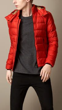 Down-Filled Puffer Jacket on shopstyle.com