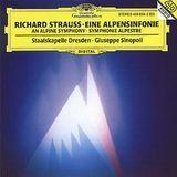 Richard Strauss: Eine Alpensinfonie [CD]