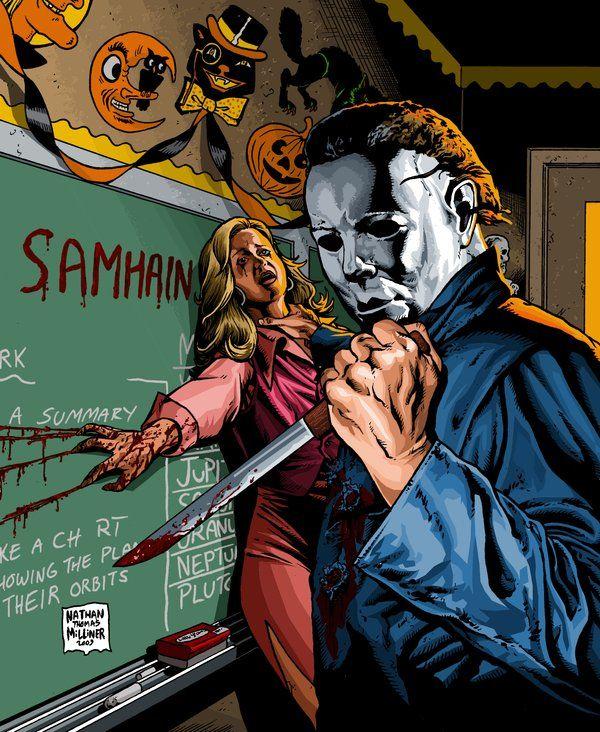 samhain by malevolentnatedeviantartcom on deviantart halloween movieshalloween horrorscary - Scary Movie For Halloween