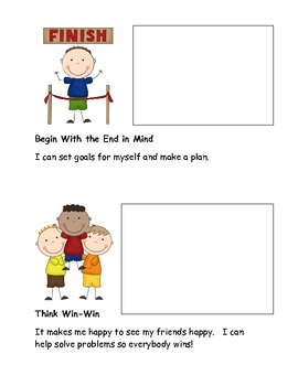 288 best 7 Habits of Happy Kids images on Pinterest | 2nd grades ...