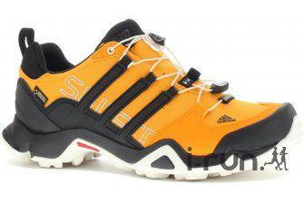 adidas Terrex Swift R Gore-Tex M pas cher - Chaussures homme running Trail en promo