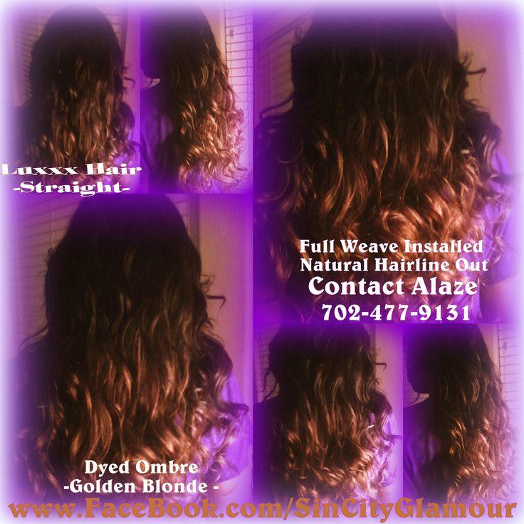 Crochet Hair Las Vegas : ... Las Vegas Vixen Weaves Protective Styles Hair Stylist Extensions Ombre