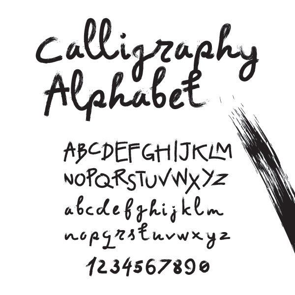 17 Best Images About Calligraphy On Pinterest Modern