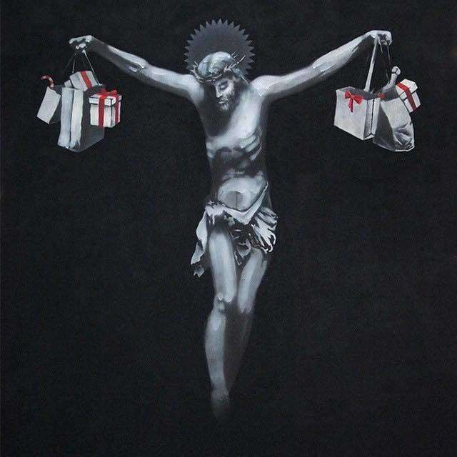 Banksy, the world-renowned graffiti artist, social commentator, and political activist has always drawn attention to hot button issues with his satirical street art, and 2015 was no different. Tackling issues from global warming to the refugee crisis, take a moment to appreciate Banksy's art.