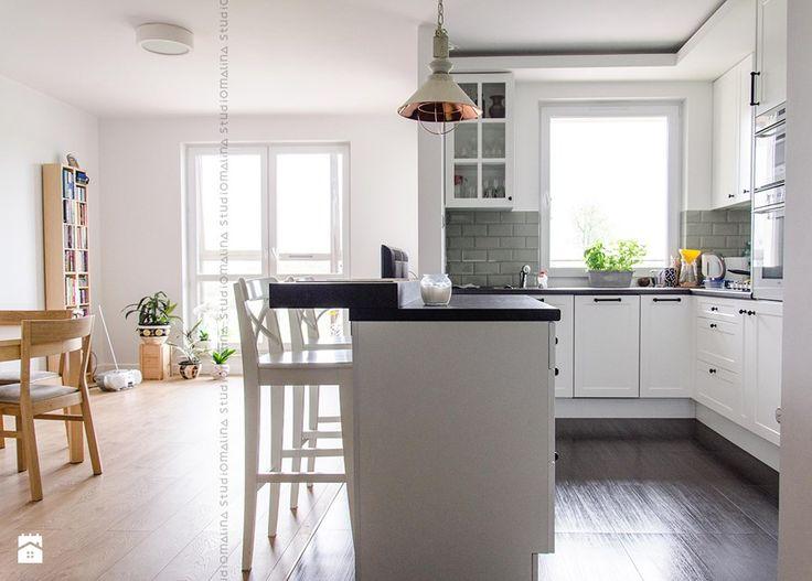 salon i kuchnia z wyspą - Szukaj w Google