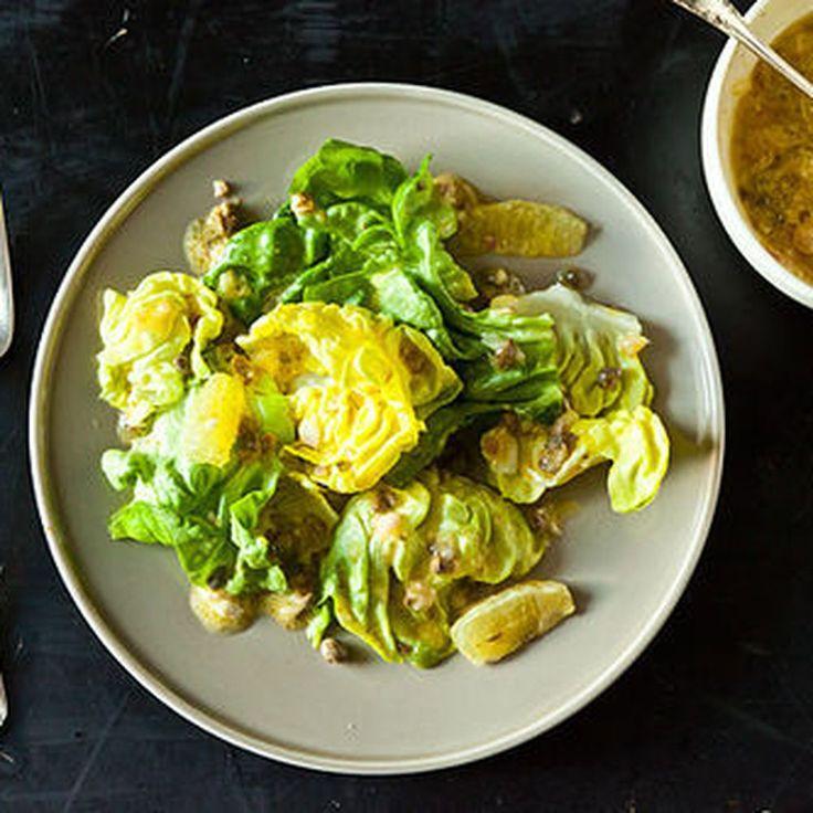 April Bloomfield's Lemon Caper Dressing recipe on Food52