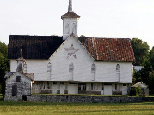 The Star Barn, built in 1872, is a national historic landmark located in…