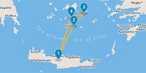 Øyhopping Hellas | Oppdag de greske øyer | Apollo Reiser