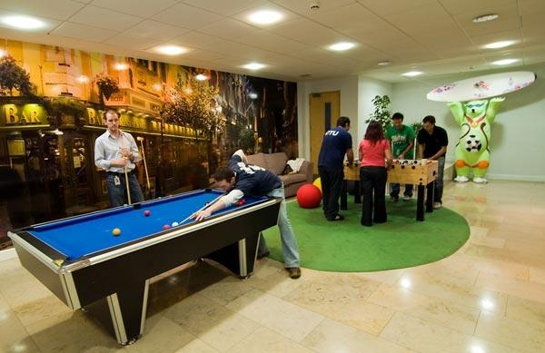 Google S Break Room In Dublin My Ideal Office
