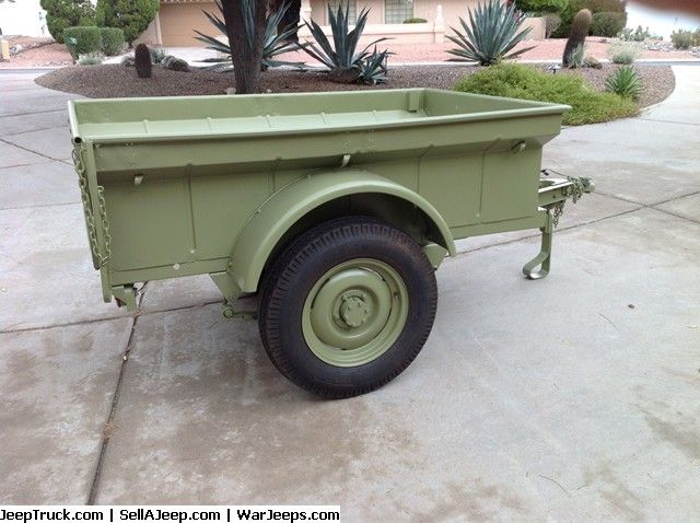 17 best images about jeep old jeep public bantam trailer serial just painted replaced wheel bearings new wiring all lights work new tires