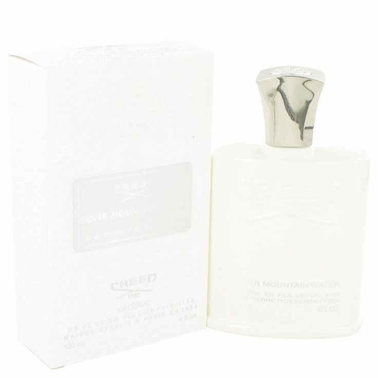 Silver Mountain Water Cologne By Creed Millesime Spray