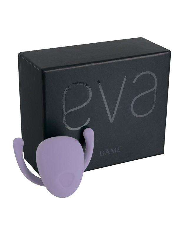 Wie wird das Toy benutzt? Eva ist ein Paar-Auflegevibrator mit flexiblen elastischen Ärmchen, die unter den großen Labien plaziert werden. Lege diese so auf, dass die spitz zulaufende Seite oben  ..