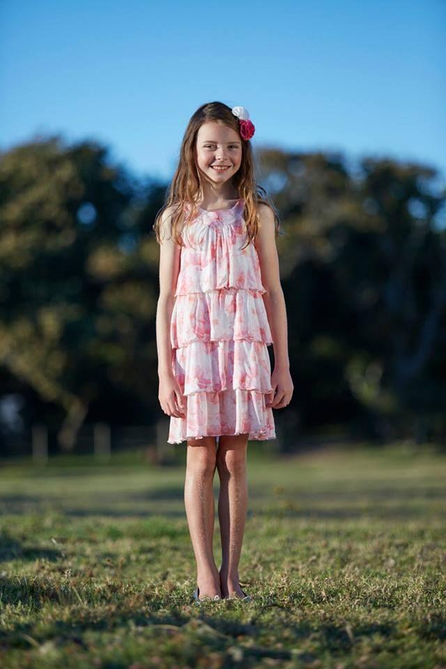 #LisaRose #littlegirl #chic #White #little #garden #nature #fashion #ss15 #spring #party #summer www.zgeneration.com/it/