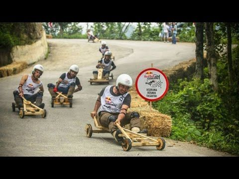 Formulaz, Tahta Araba Yarışı, Rize // Wooden Car Race in Rize, Turkey - YouTube