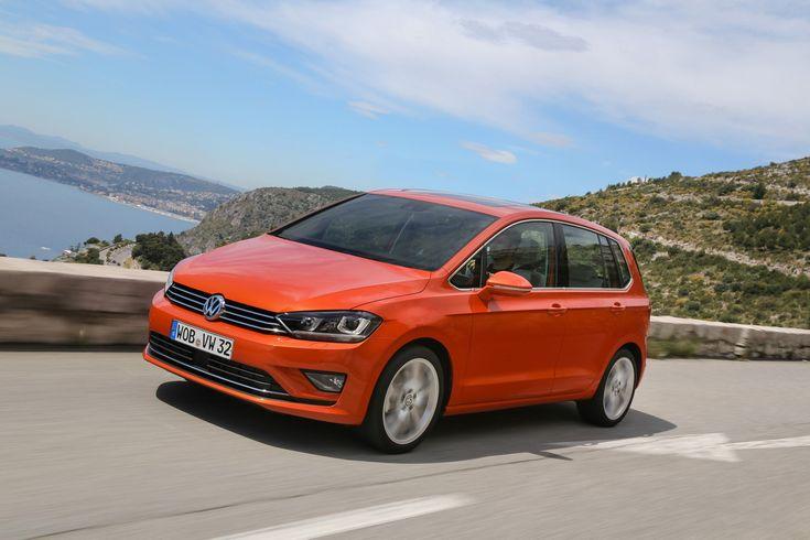 Essai du Volkswagen Golf Sportsvan (2014) : le monospace nouveau est arrivé - L'argus