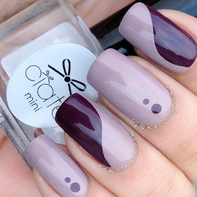 Instagram photo by nailsbynemo #nail #nails #nailart