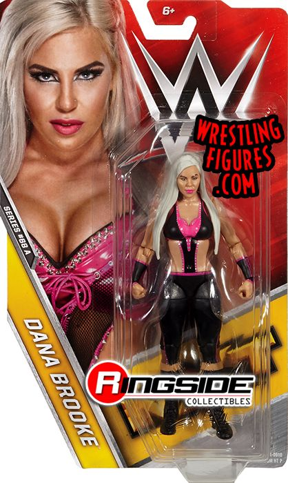 Dana Brooke - WWE Series 68