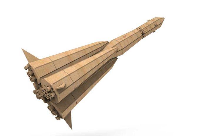 Vostok Rocket