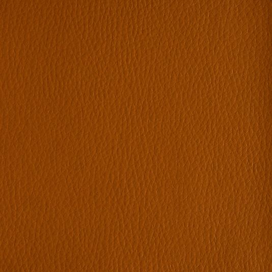Sellier Faux Leather A tough faux leather in Orange Brown.