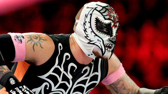 Wrestler Spotlight Rey Mysterio Today S Knockout Wwe Rumors Summerslam Luchador