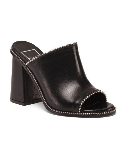 f176bf4ef1ca Italy Leather Slide Sandals Shoes MA LO comfortable gorgeous ...