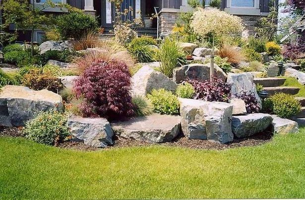 Landscaping With Big Rocks Landscaping With Large Rocks