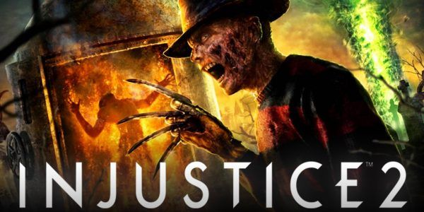 Injustice 2 Pays Homage to 'Freddy's Dead' With Rad Easter Egg