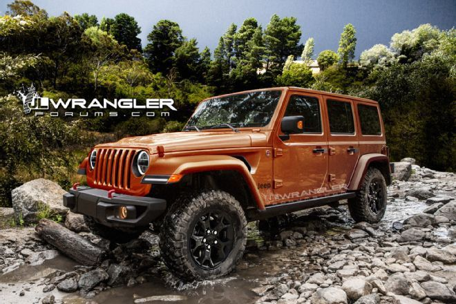 Awesome Burnt Orange Jeep Wrangler New Jeep Wrangler 2018 Jeep