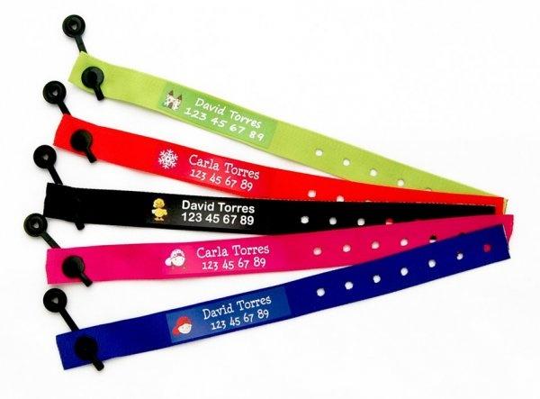 Super Les 25 meilleures idées de la catégorie Bracelets d'identification  UG02