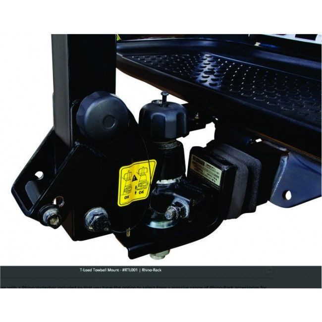 T Load Towball Mount - Roof Rack Superstore