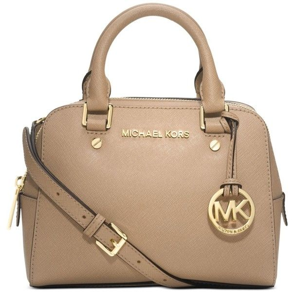Whether it's a trip to Trieste or the corner store, this Jet Set satchel from MICHAEL Michael Kors is the perfect companion. Styled in sturdy Saffiano leather …