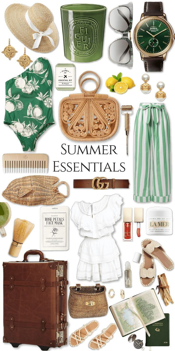 Summer Essentials Vol. 1 | Summer essentials, Nautical