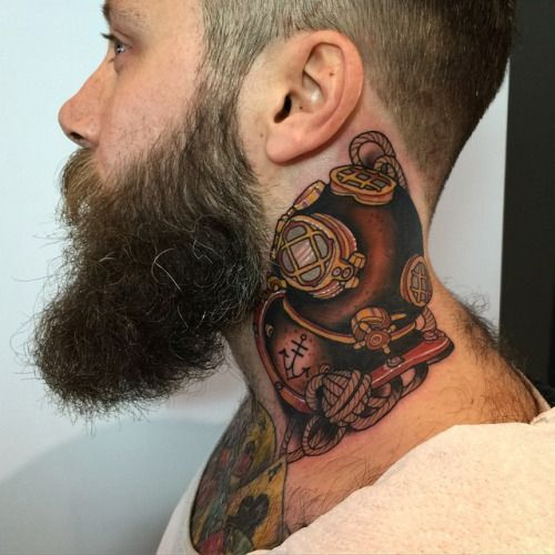 17 Best Images About Tattoos On Pinterest: 17 Best Images About Neck Tattoos On Pinterest