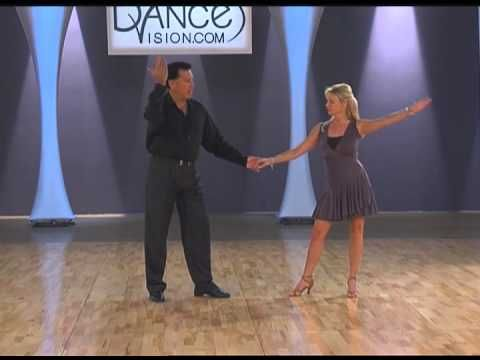 """Arm Usage In Latin Dance"" ESSENTIAL SKILL FOR NEWCOMERS! Summarizes the basics of latin/rhythm arm movement while demonstrating movements for New Yorkers, Inside Turns, and Shadow Position."