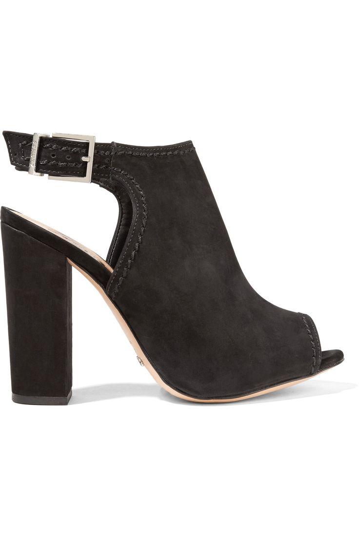 SCHUTZ Herminia Suede Sandals. #schutz #shoes #sandals