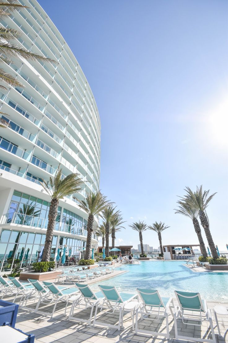 Opal Sands Resort in Clearwater, Florida