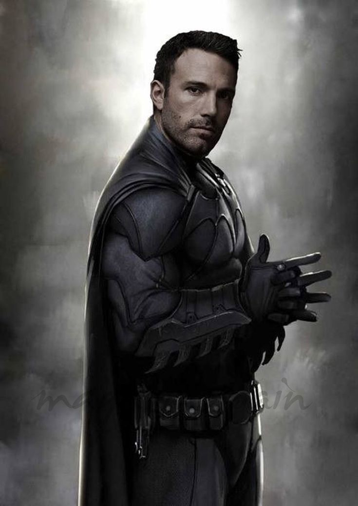 "Ben Affleck ""Batman"""