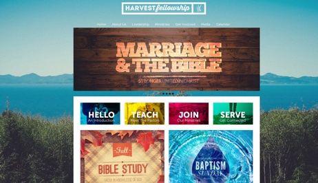 Church Websites, Church Website Builder