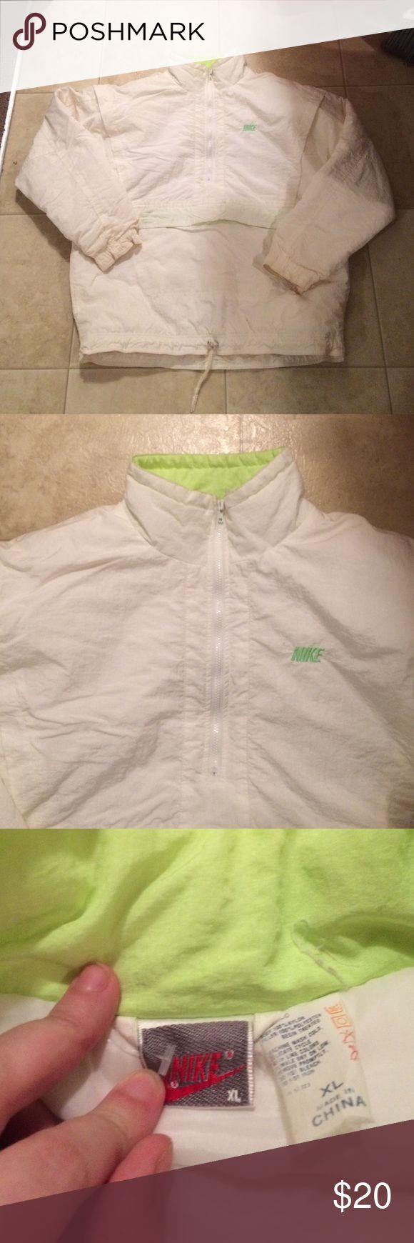 $18 heavy Nike winter coat Very thick and warm! Nike Jackets & Coats