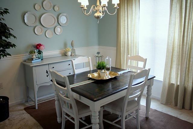 Pretty Dining Room Home Decorating Ideas Pinterest