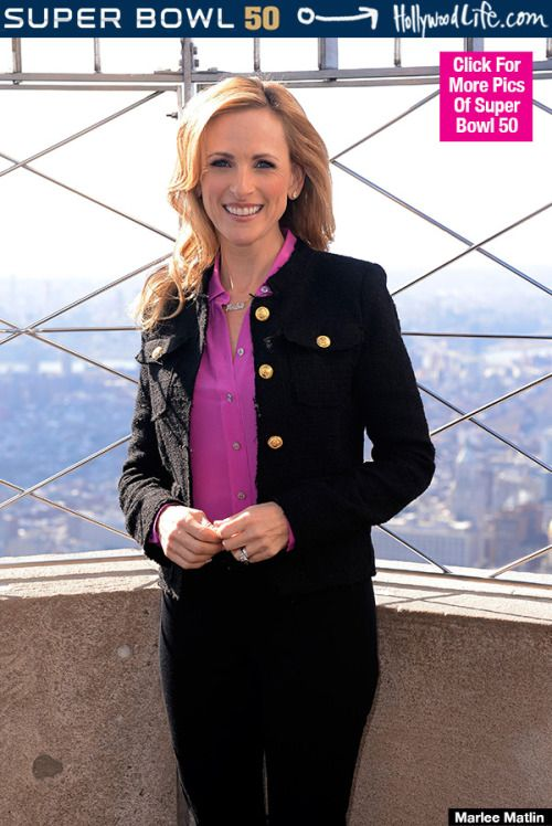 Marlee Matlin: 5 Things To Know About The Super Bowl Performer... #LadyGaga: Marlee Matlin: 5 Things To Know About The Super… #LadyGaga