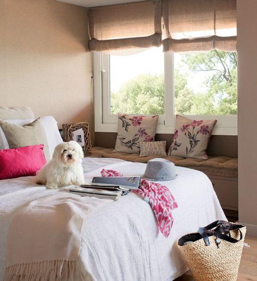 Los mejores trucos con fotos para decorar un dormitorio pequeño con estilo. Ideas prácticas y funcionales para aprovechar al máximo el espacio.