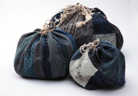 Boro, exposição de trabalhos têxteis japoneses (1850-1950) - Cireca/Domaine de Boisbuchet, França