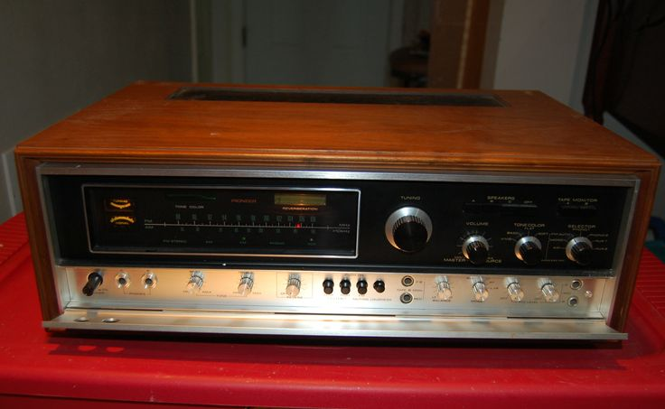 pioneer stereo reciever sx 9000 vintage electronics pinterest. Black Bedroom Furniture Sets. Home Design Ideas
