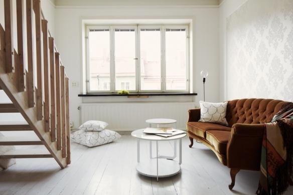 Asplund Soffbord East fotograferad för Fantastic Frank Fastighetsmäkleri