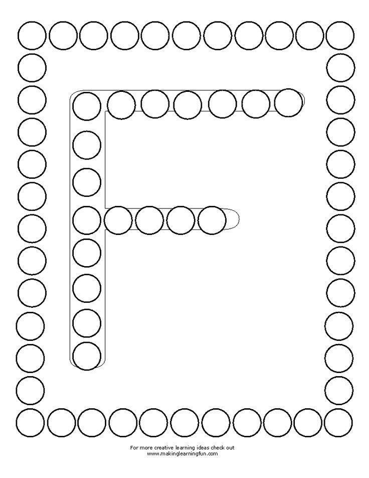 L'alphabet avec des billes chinoise
