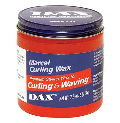 Dax Marcel Curling Wax 7.5 oz $3.59 Visit www.BarberSalon.com One stop shopping for Professional Barber Supplies, Salon Supplies, Hair & Wigs, Professional Products. GUARANTEE LOW PRICES!!! #barbersupply #barbersupplies #salonsupply #salonsupplies #beautysupply #beautysupplies #hair #wig #deal #promotion #sale #dax #marcel #curling #wax