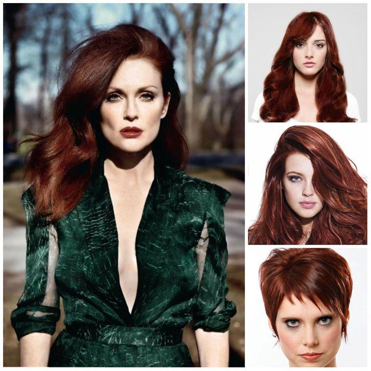 2017 Mahogany Hair Colors