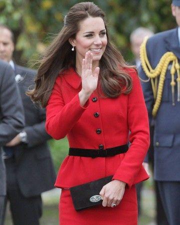 Royals in rood - Blauw Bloed